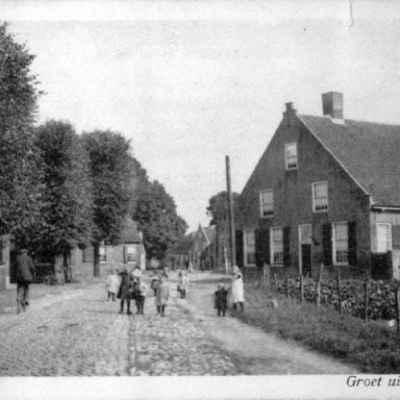 03-benedenkerkstr-1915 Oud Waspik - Heemkundekring Op 't Goede Spoor