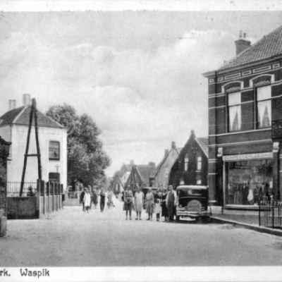 04-benedenkerkstr-1932 Oud Waspik - Heemkundekring Op 't Goede Spoor