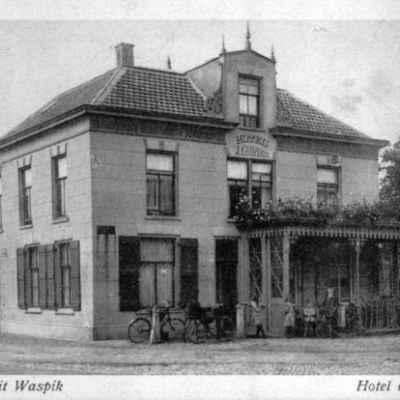 07-deploeg Oud Waspik - Heemkundekring Op 't Goede Spoor