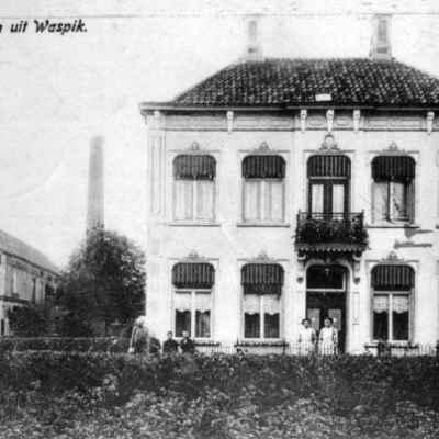 09-doktershuis-stoomleder Oud Waspik - Heemkundekring Op 't Goede Spoor
