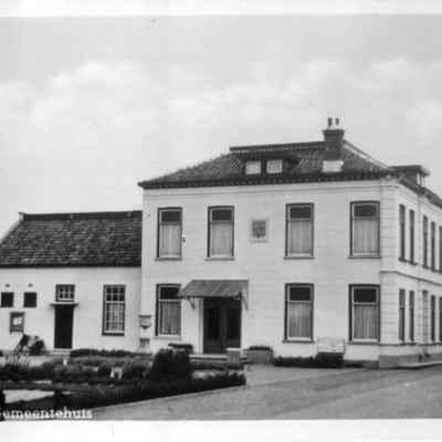 10-gemeentehuis-de-roon Oud Waspik - Heemkundekring Op 't Goede Spoor