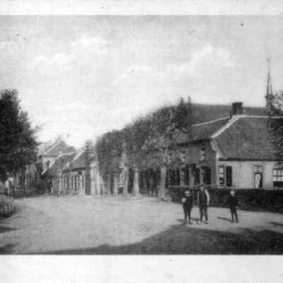 12-kerkstr-1924 Oud Waspik - Heemkundekring Op 't Goede Spoor