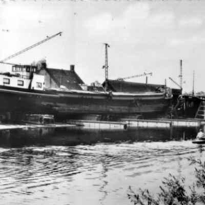 19-scheepswerf-ruitenberg Oud Waspik - Heemkundekring Op 't Goede Spoor